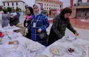 dulces arabes en alcazar 300x191 - AMMA celebra el III Mercado Solidario de Dulces Árabes para acercar cultura a los vecinos