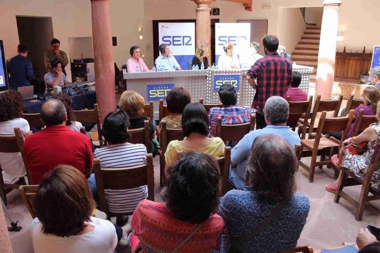 "alcadesa alcazar en la ser hoy por hoy 1 - Alcaldesa Rosa Melchor estuvo en ""Hoy por Hoy"" en la Ser"