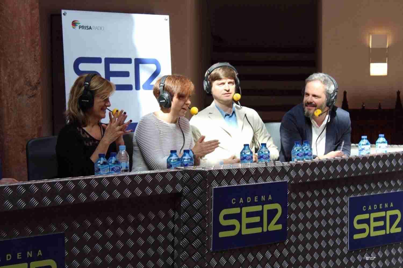 "alcadesa alcazar en la ser hoy por hoy 4 - Alcaldesa Rosa Melchor estuvo en ""Hoy por Hoy"" en la Ser"