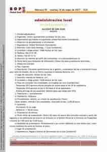 anuncio licitacion kiosco 212x300 - Licitación bar y Kiosco para la venta de helado en la Piscina Municipal de Alcázar de San Juan
