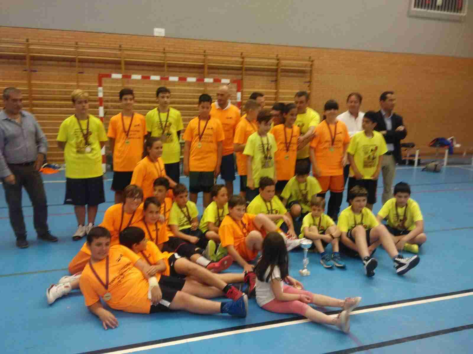 CP Santa Clara de baloncesto campeones de Castilla-La Mancha 1