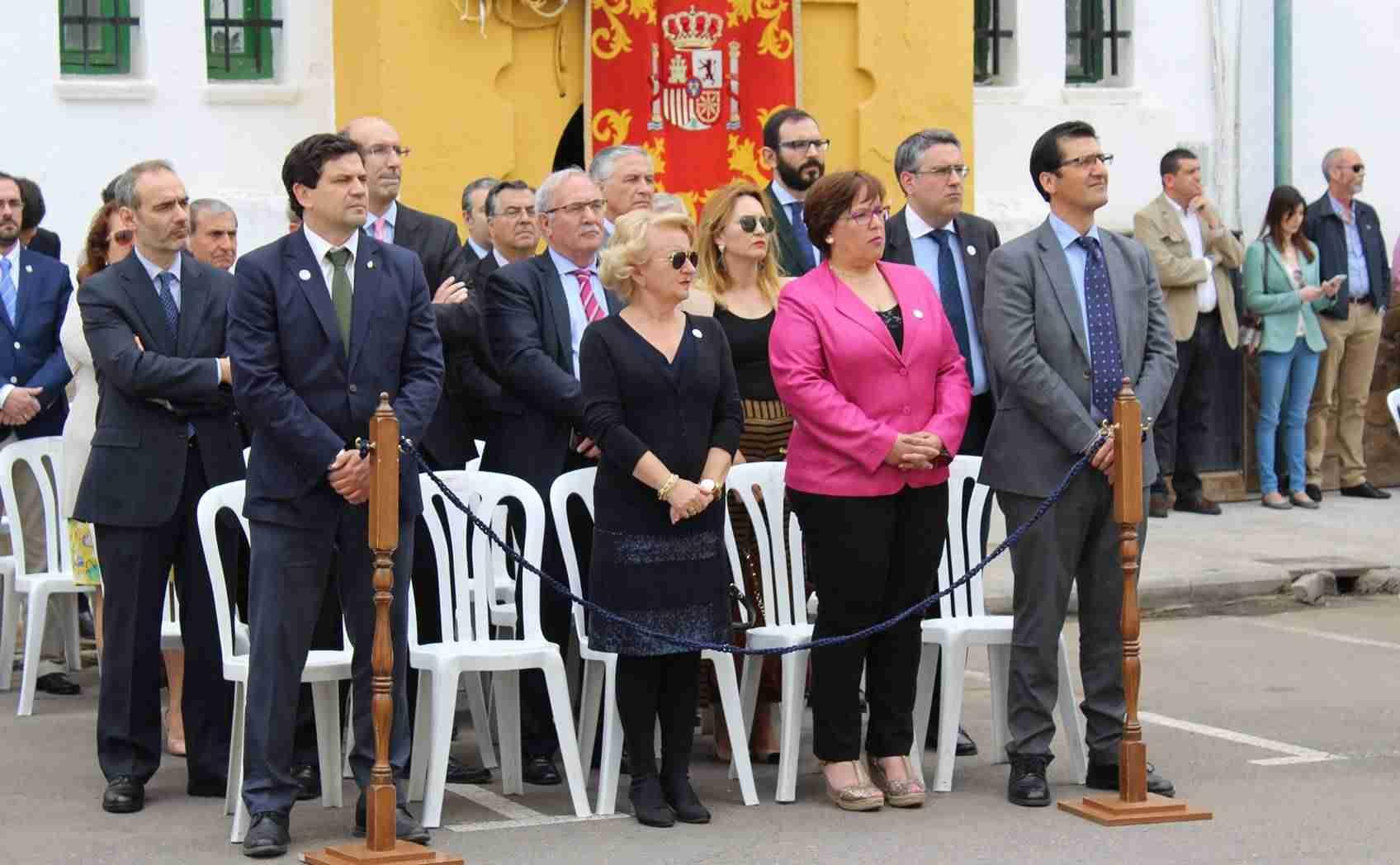 Gobierno regional felicita a la Guardia Civil en su 173 aniversario 1