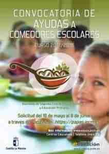 cartelcomedoresescolares2017 212x300 - Ya se pueden solicitar las ayudas a Comedores Escolares del Curso 2017/2018