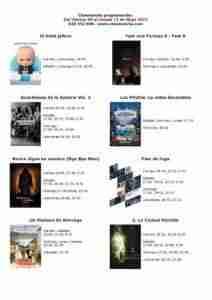 cartelera de multicines cinemancha del 05 al 11 de mayo 212x300 - Cartelera para la semana del viernes 5 al jueves 11 de mayo
