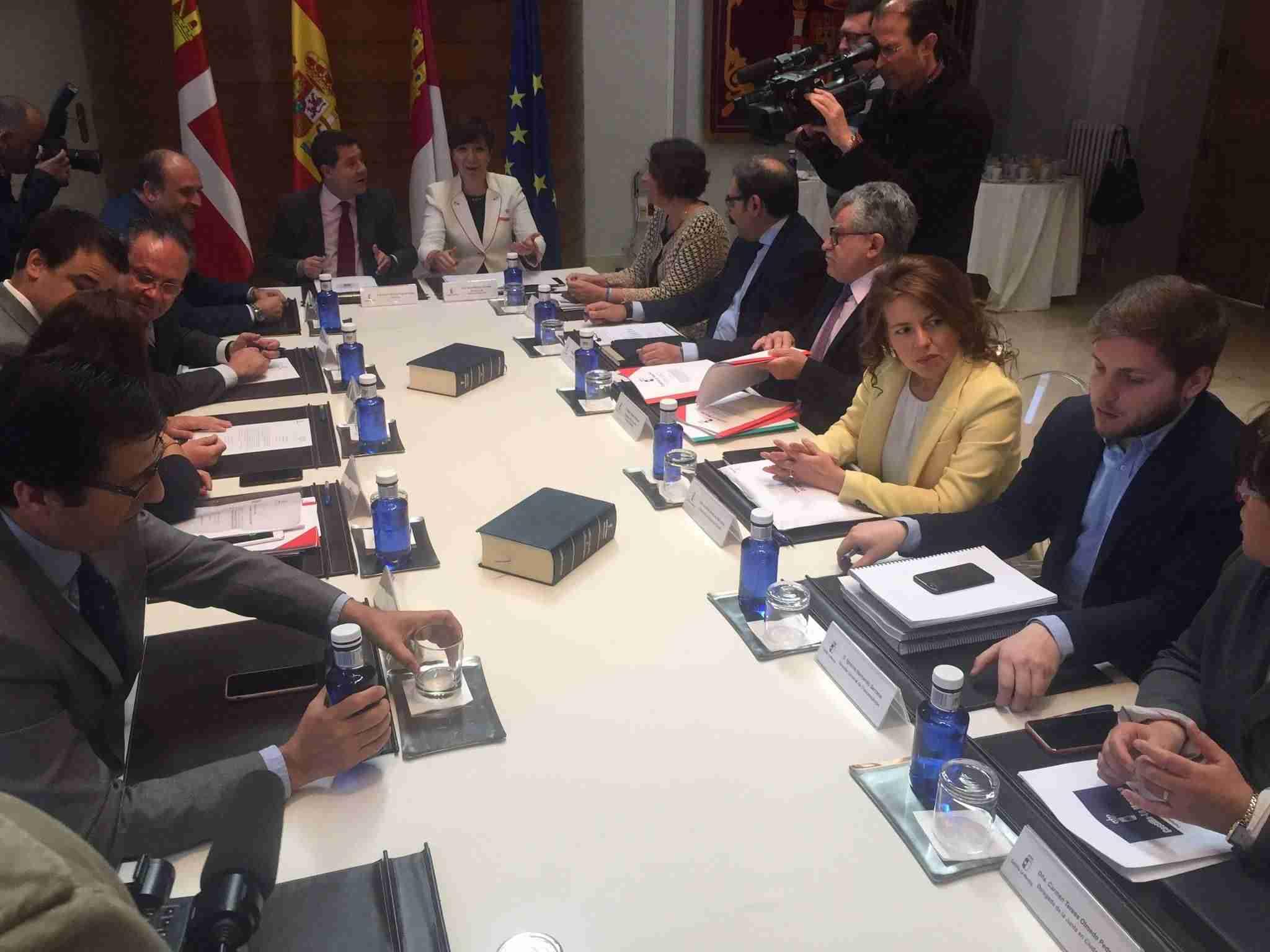 consejo gobierno regional alcazar 2 - Consejo de Gobierno regional itinerante en Alcázar de San Juan