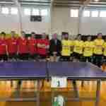 El Club de Tenis de Mesa de Alcázar logra el ascenso a 2ª División Nacional 1