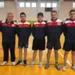 El Club de Tenis de Mesa de Alcázar logra el ascenso a 2ª División Nacional 2