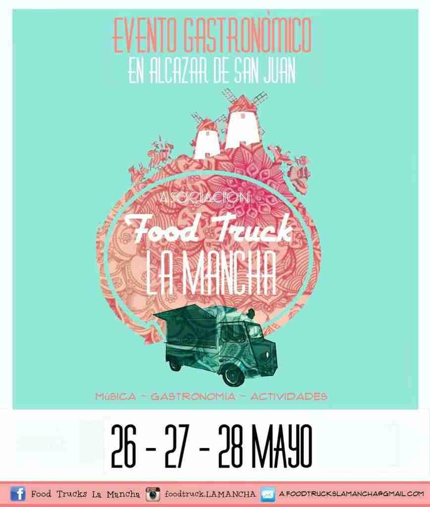 Fin de Semana Food Truck en Alcázar de San Juan 1