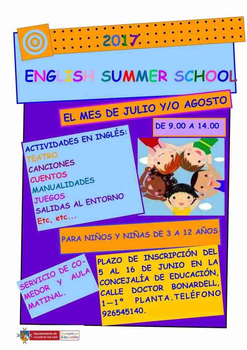 escuela verno ingles - Escuela de Verano en Inglés en Alcázar de San Juan