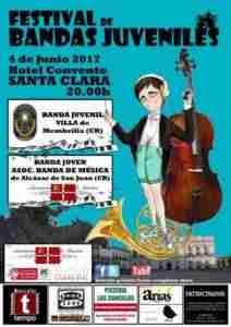 festival bandas 212x300 - Este domingo, Festival de Bandas Juveniles