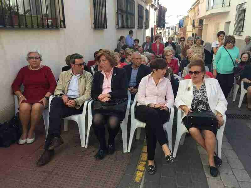fiestas barrio cristo zalamea alcazar 1 - El Cristo de Zalamea inicia las fiestas de barrio en Alcázar de San Juan