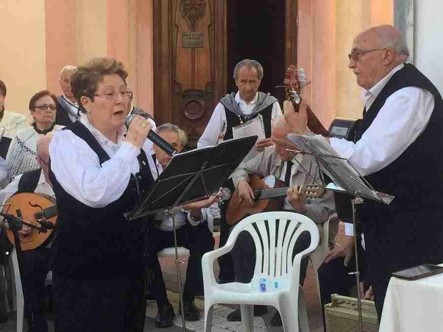 fiestas barrio cristo zalamea alcazar 3 - El Cristo de Zalamea inicia las fiestas de barrio en Alcázar de San Juan