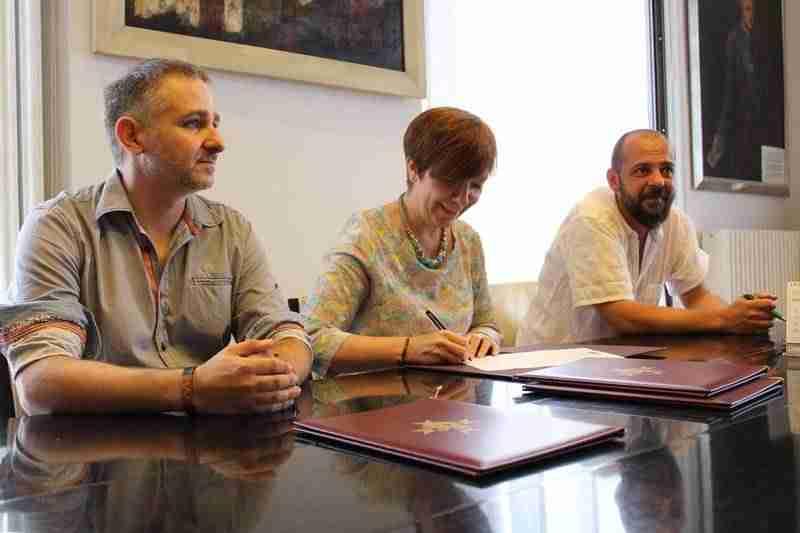 formma - El Ayuntamiento renueva el préstamo de la colección de alfarería 'Jesús Lizcano' que se exhibe en el FORMMA