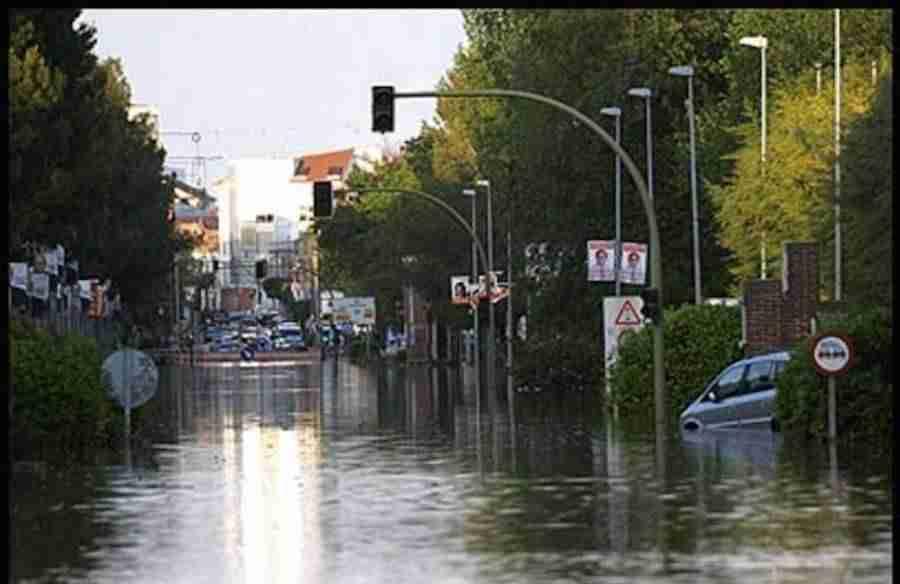Una d cada despu s de las inundaciones en alc zar de san - Muebles alcazar de san juan ...