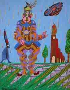 """Marchante presenta """"Exposición Antológica (1976-2016)"""" en el Museo Municipal 7"""