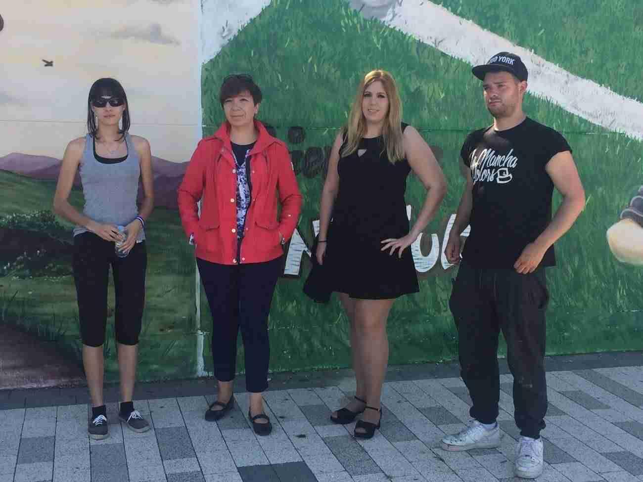 muestra arte urbano alcazar 3 - Fotografías de la Muestra de Arte Urbano en Alcázar