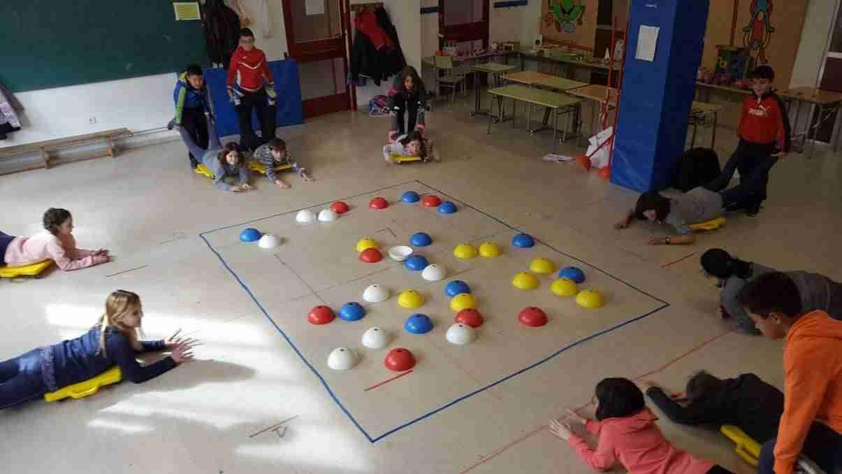 """no quiero ganar quiero jugar 3 - """"No quiero ganar, quiero jugar"""" proyecto de innovación educativa en el C.P. Juan de Austria"""