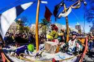 """""""Los piratas"""" de la Compañía sin Fin abren mañana el II Festival de Títeres del Hidalgo 1"""
