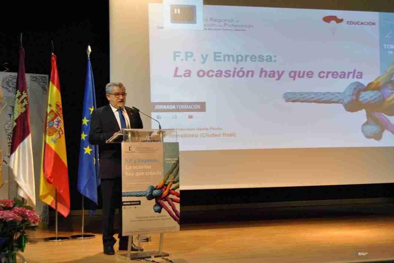 plazas educacion formacion profesional 1 - Los centros educativos públicos de Castilla-La Mancha ofertan 20.915 plazas para estudiar el próximo curso Formación Profesional