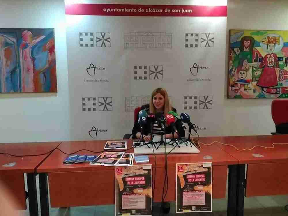Acciones para dinamizar las políticas de juventud en la Semana Europea de la Juventud 1