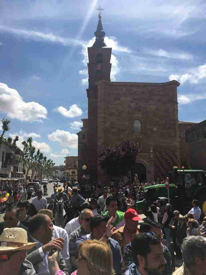 romeria 2017 san isidro alcazar 1 - Alcázar de San Juan se vuelca con la Romería de San Isidro