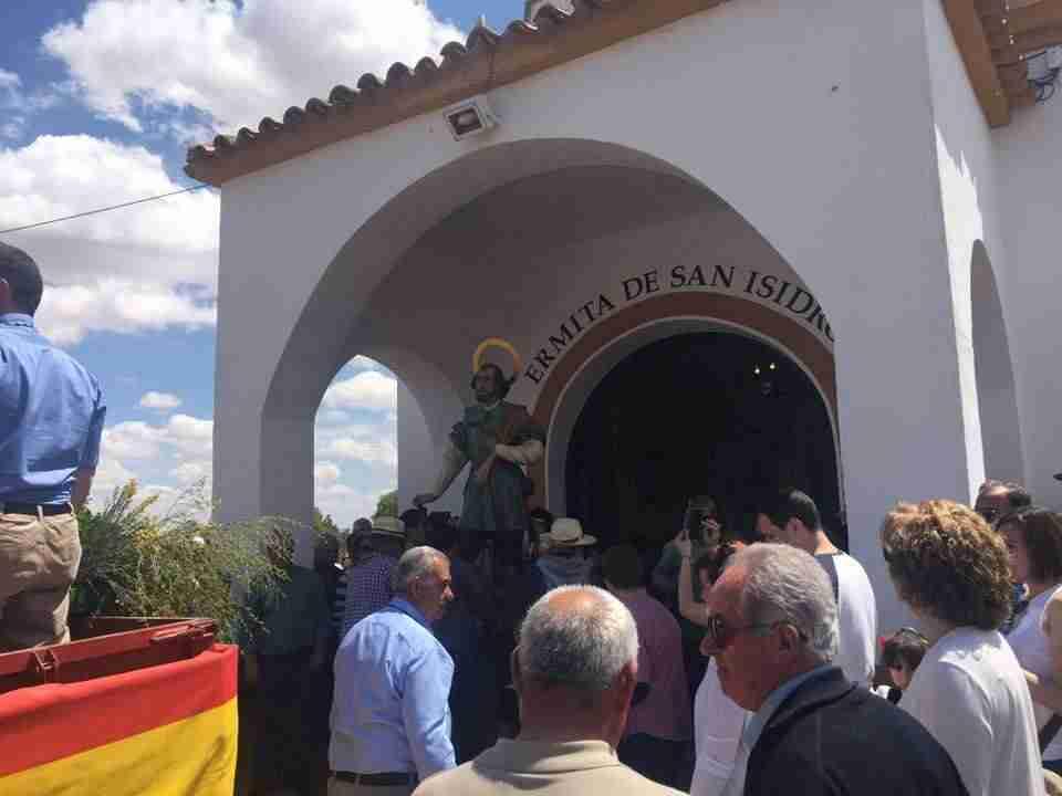 romeria 2017 san isidro alcazar 3 - Alcázar de San Juan se vuelca con la Romería de San Isidro