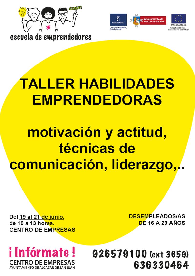 Taller de habilidades emprendedoras 1