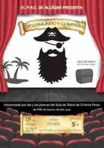 Segismundo y Compañía en el Auditorio Municipal. 1
