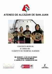 """alHORNS, cuarteto de trompas dará un concierto en el museo """"Casa del Hidalgo"""" 1"""