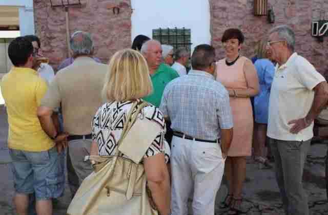 Balance de la legislatura en su ecuador con los vecinos de Alcázar