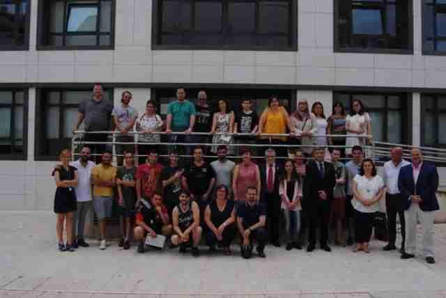 El Gobierno regional reconoce el compromiso del Ayuntamiento de Alcázar de San Juan con la educación y la formación para el empleo
