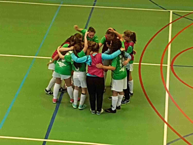 Alcazar FSF campeón copa regional femenina