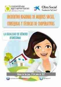Encuentro Regional de Mujeres Socias, Consejeras y Técnicas de Cooperativas 1
