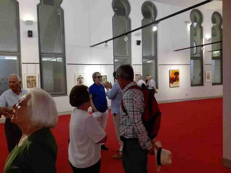 Exposición Oro y Plata, tauromaquias en la obra de Isidro Parra 2