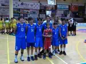 miniquijotebasket 3 300x225 - Los de la Bahía, ganadores del MiniQuijoteBasket