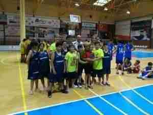 miniquijotebasket 4 300x225 - Los de la Bahía, ganadores del MiniQuijoteBasket