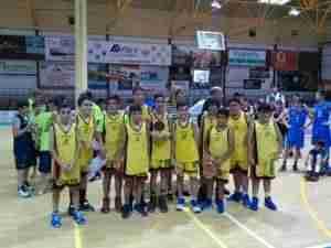 miniquijotebasket 7 300x225 - Los de la Bahía, ganadores del MiniQuijoteBasket
