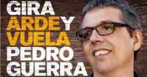 Pedro Guerra en concierto el día 17 para celebrar el solsticio de verano 2