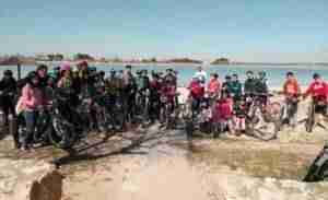 rutaciclista iesmariazambrano2 300x183 - Coninuan las actividades del Proyecto Escolar Saludable - IES María Zambrano
