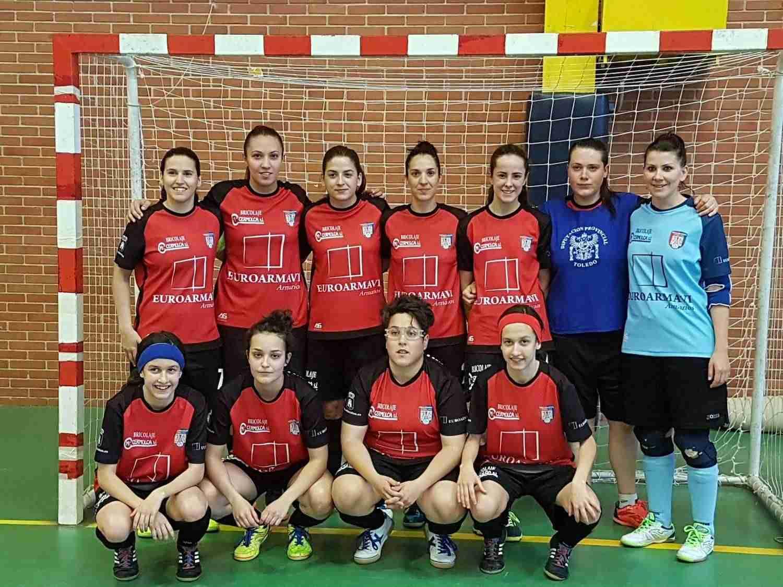 Equipo Villacañas FSF - Fútbol Femenino
