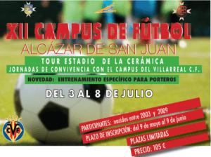 xii campus de futbol 300x224 - El día 9 finalizan las inscripciones para el XII Campus de Fútbol Alcázar de San Juan