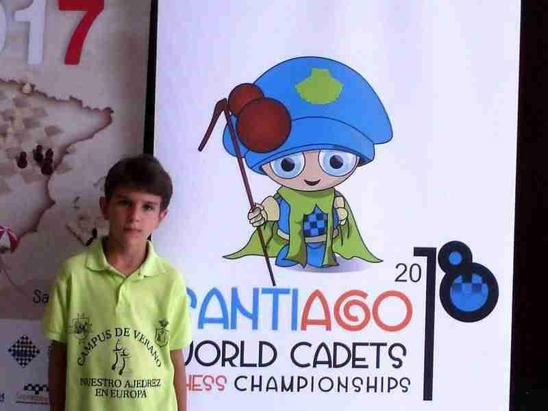 0 8562 1 - Alonso López finaliza 37º en su primer campeonato de España sub-12 de ajedrez.