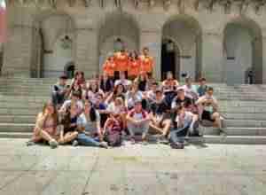 Fotografías Campamento Juvenil Aldea Juglar (Cáceres)