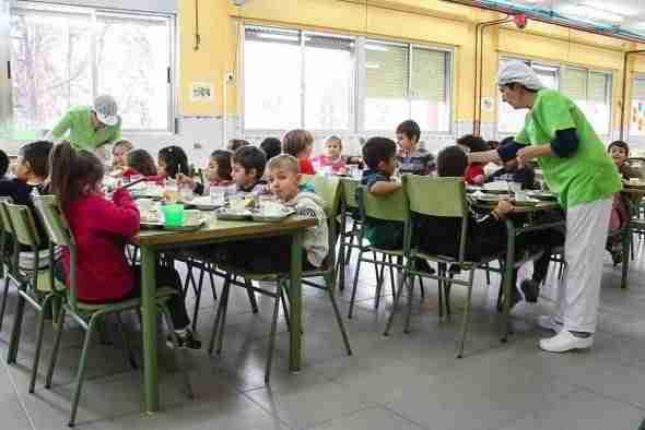 Castilla la mancha conceder el pr ximo curso escolar 13 for Curso cocinero comedor escolar