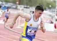 Rubén Monreal Utrilla, atleta alcazareño