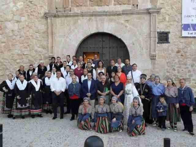 """""""Raíces y tradiciones"""" patrimonio inmaterial en la Fiesta de la Vendimia de Campo de Criptana"""