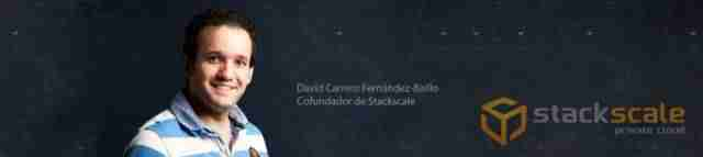 David Carrero - Cofundador de Stackscale