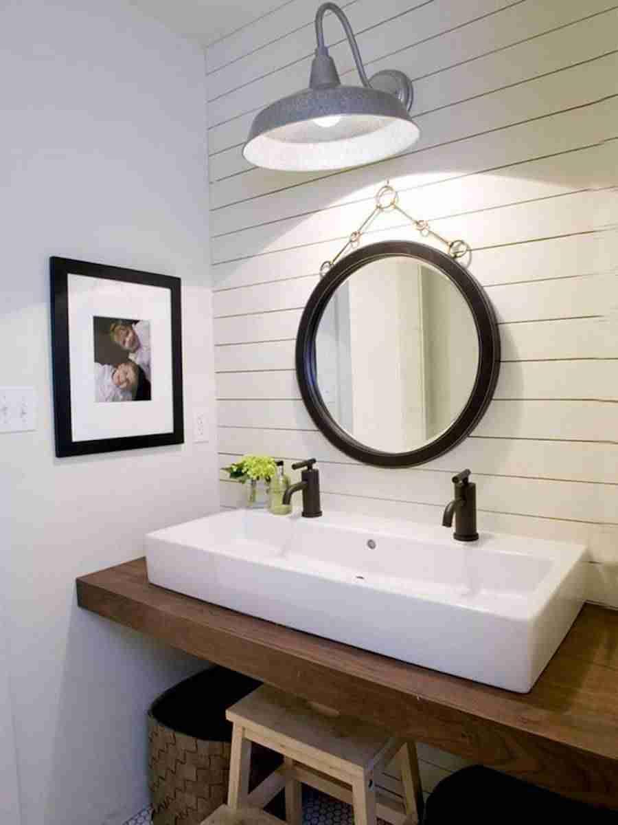 Iluminación de tu baño