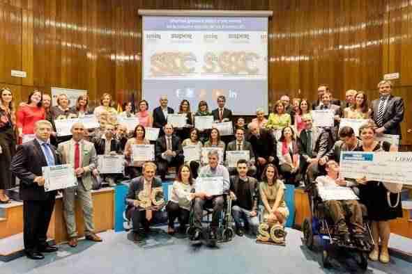 El servicio 'MejoraT' del Gobierno regional, reconocido en los III 'Premios Supercuidadores' por la atención a personas en situación de dependencia