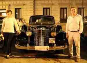 Muestra de Vehículos clásicos y antiguos en Alcázar de San Juan (Ciudad Real)